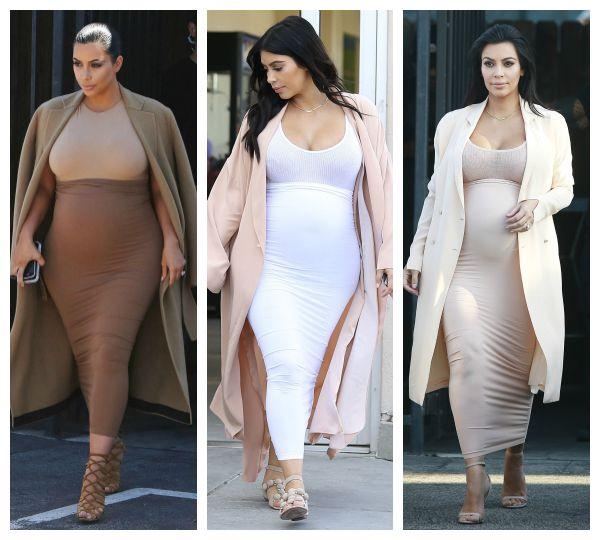 ec4847cd0 Diez veces en las que Kim Kardashian se ha saltado todas las normas ...