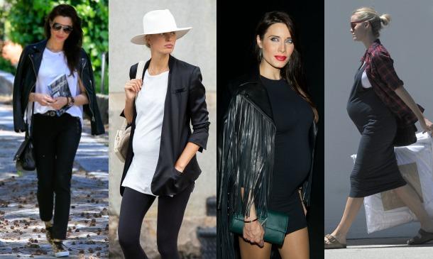 Pilar Rubio, Karolina Kurkova y Brooklyn Decker: Tres premamás con tres estilos muy diferentes