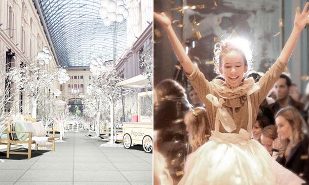 Talleres, actividades y mucha moda para los más pequeños... ¡Ya está aquí The Petite Fashion Week!