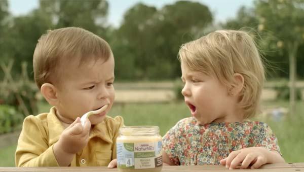 Los tarritos: una buena alternativa para la alimentación de los más pequeños