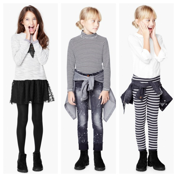 moda infantil 9 anos
