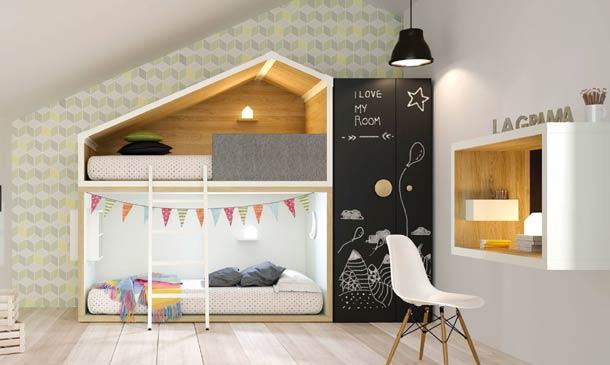Tendencias 39 deco 39 para la habitaci n del beb - Ideas decoracion habitacion infantil ...