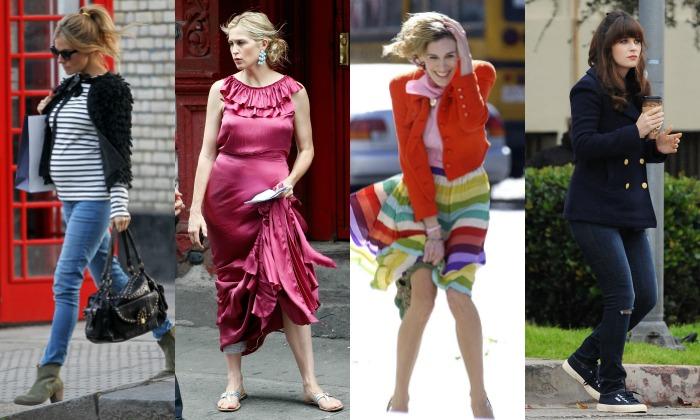 Trucos 'pro' para esconder un embarazo en Hollywood