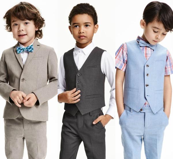 0644c35ba Moda infantil: Tendencias de primavera para vestir a los niños de ...