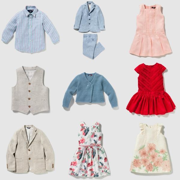 Moda infantil: Tendencias de primavera para vestir a los niños de ...