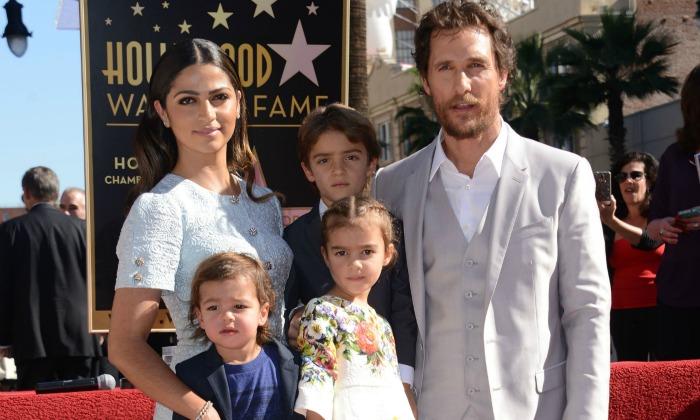 Matthew McConaughey: 'Al principio mis hijos no entendían por qué me habían dado un Oscar'