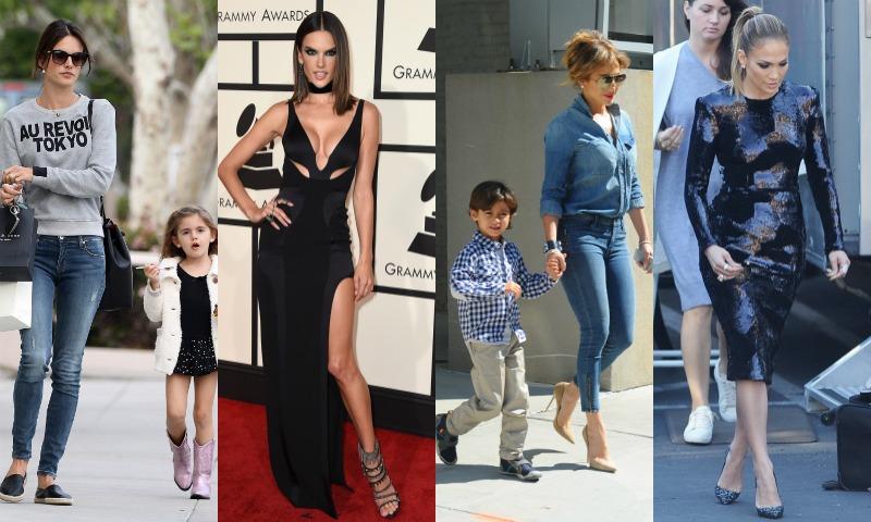 Seis 'celebrity moms' que se mantienen súper en forma