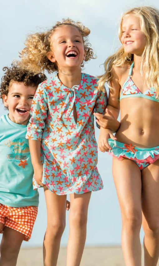 06859d1d85c Así es la moda baño infantil para este verano de 2016 - Foto