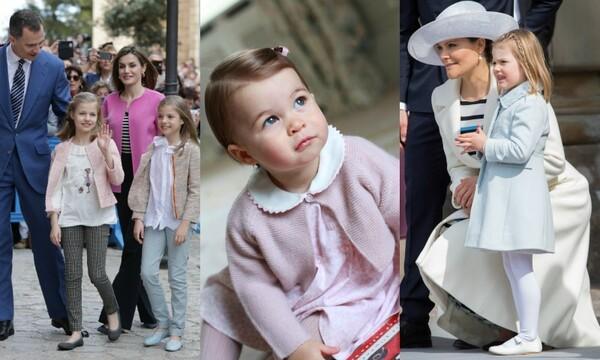 fcbe1e19e Inspiración 'royal': Así son las tendencias de moda infantil para este  verano