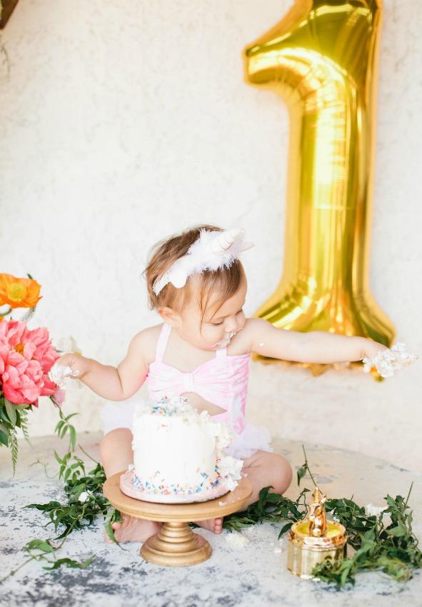 31 s per ideas para celebrar las mejores fiestas con ni os - Decoracion cumpleanos bebe 1 ano ...