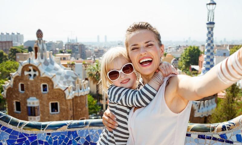 ¿Es posible pasar las vacaciones familiares 'offline'?