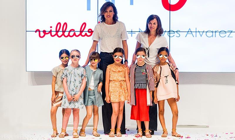 Nieves Álvarez: 'Bianca quiere ser 'fashion designer'
