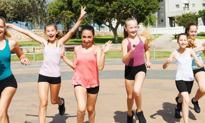 Cómo tener un verano 'olímpico' con los niños