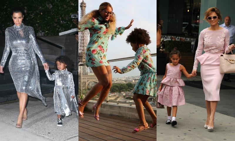 Qué fue antes, ¿la 'celebrity mom' o la tendencia?