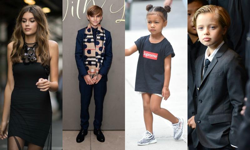 Nueve 'celebrity kids' que prometen en esto de la moda