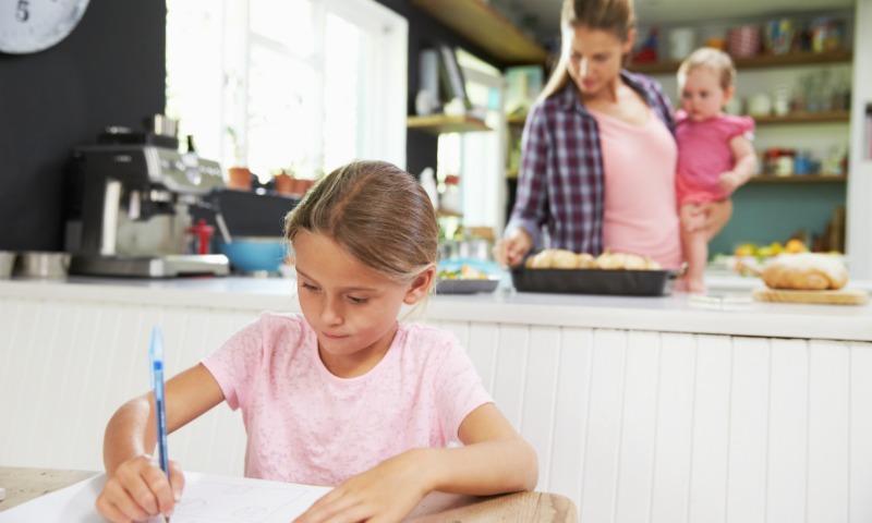 ¿De qué hablamos con los niños cuando vuelven del 'cole'?