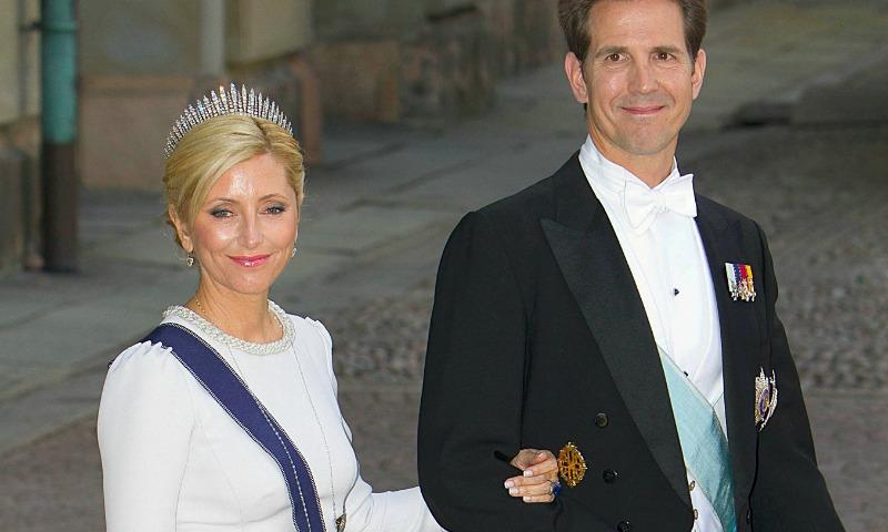 Marie Chantal de Grecia, una mamá 'royal' que triunfa con la moda para niños