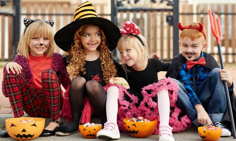 ¡Truco o trato! Así es la moda 'peque' más terrorífica para celebrar la noche de Halloween