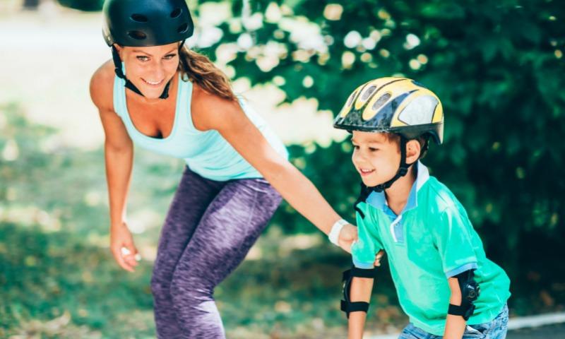 'Tips' para volver al gimnasio cuando se tienen niños