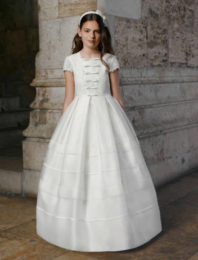 vestidos de primera comunion tipo espanol