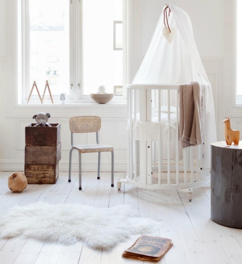 Las cunas de diseño que cambiarán por completo la habitación de tu ...