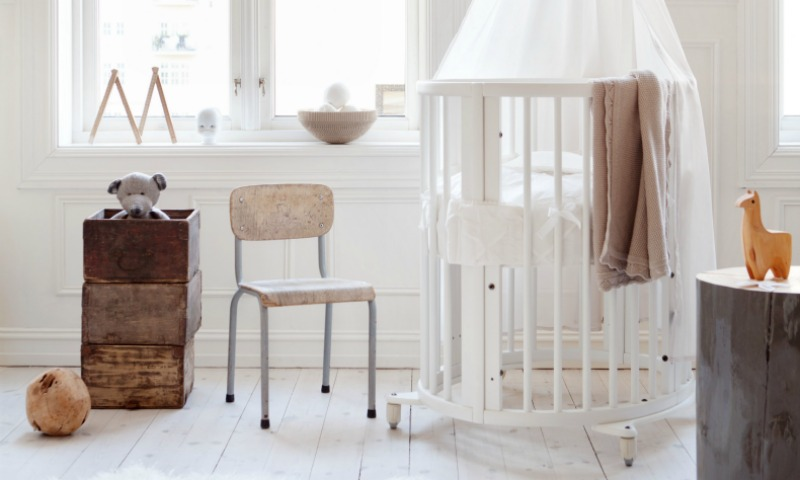 las cunas de diseo que cambiarn por completo la habitacin de tu beb foto