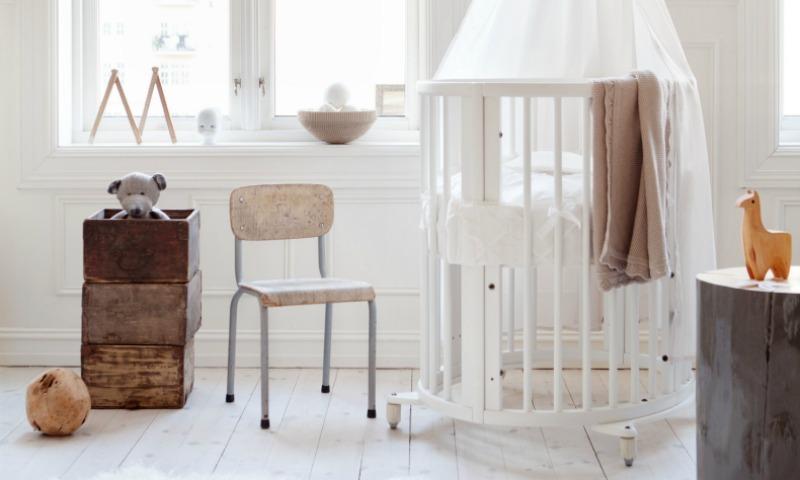 Las cunas de diseño que cambiarán por completo la habitación de tu bebé