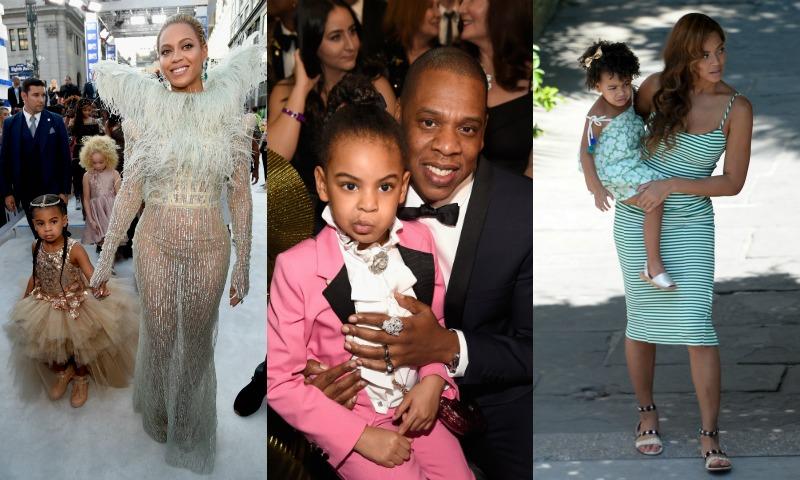 Los mejores 'looks' de Blue Ivy, la 'peque' de Beyoncé