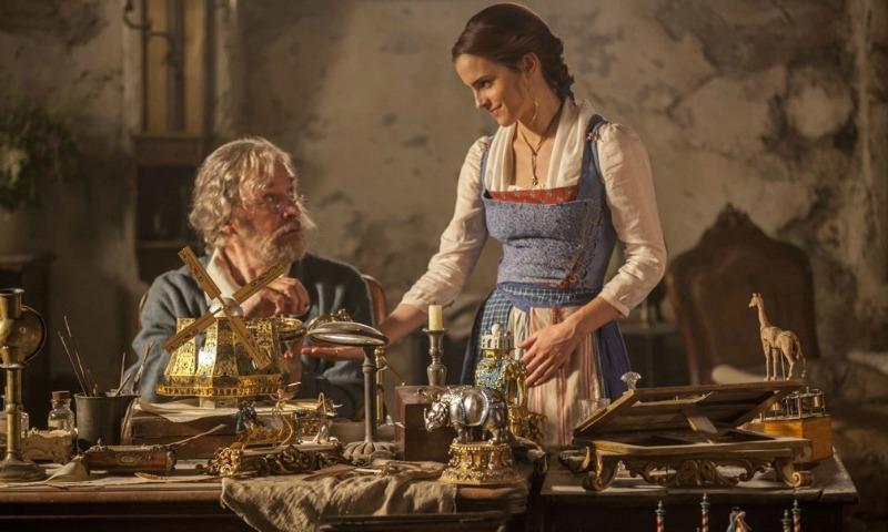 Así será el vestido amarillo de Bella en 'La Bella y la Bestia'