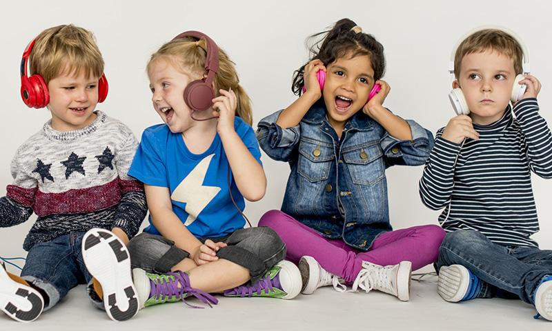 Canciones en inglés para niños: el método ideal para aprender