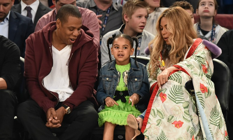 Todos los rumores (insólitos) del embarazo de Beyoncé