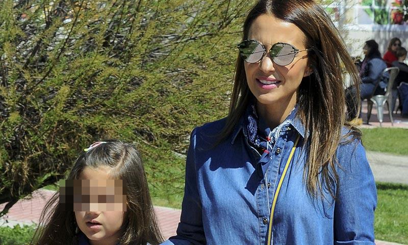 Ocho momentos 'fashion' en los que Paula Echevarría y Daniella se han vestido igual