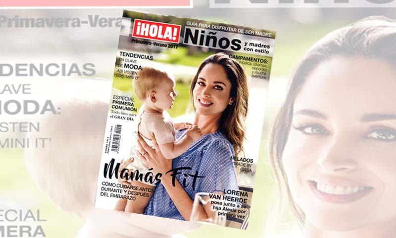 Un nuevo Especial 'Niños y madres con estilo', de regalo con tu revista ¡HOLA! de esta semana