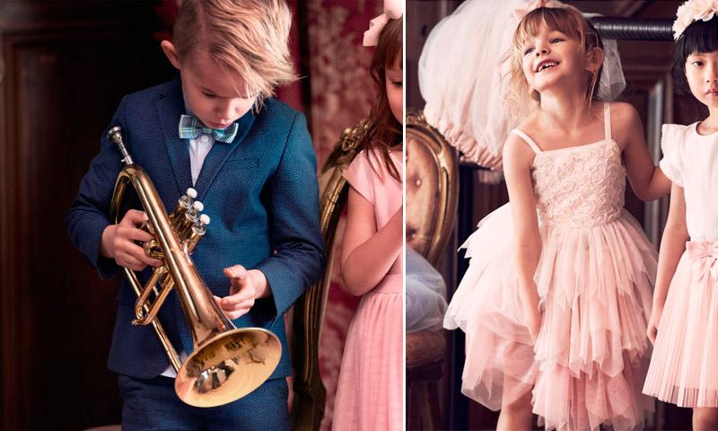 Tiempo de 'BBC': 35 'looks' de fiesta que les convertirán en los perfectos (peque)invitados