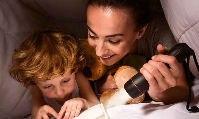 Cuentos para dormir: Una buena oportunidad para educar a tus hijos en valores