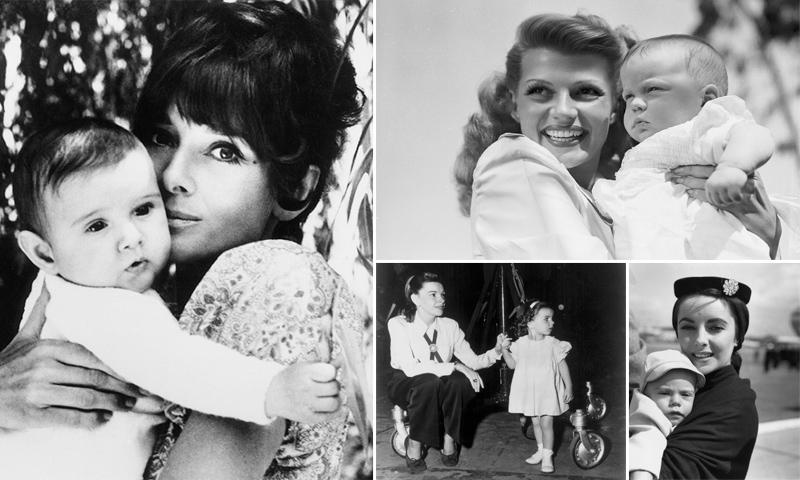 Fotogalería: Las 15 madres icónicas más recordadas de la historia