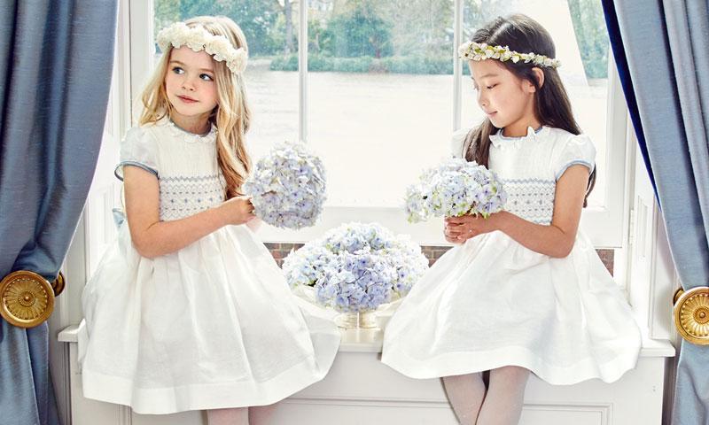 Tú también puedes vestir a tus niños como los pajes de la boda de Pippa Middleton