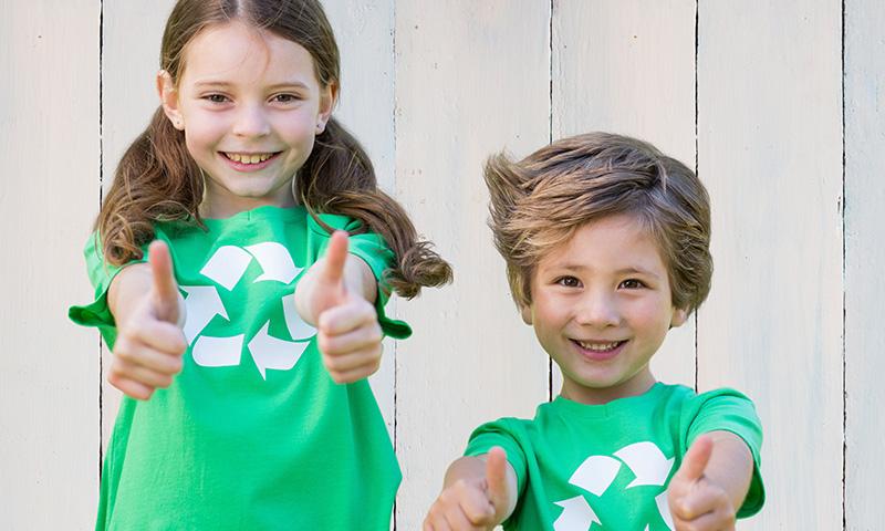 La importancia de la educación ambiental: canciones infantiles sobre el reciclaje