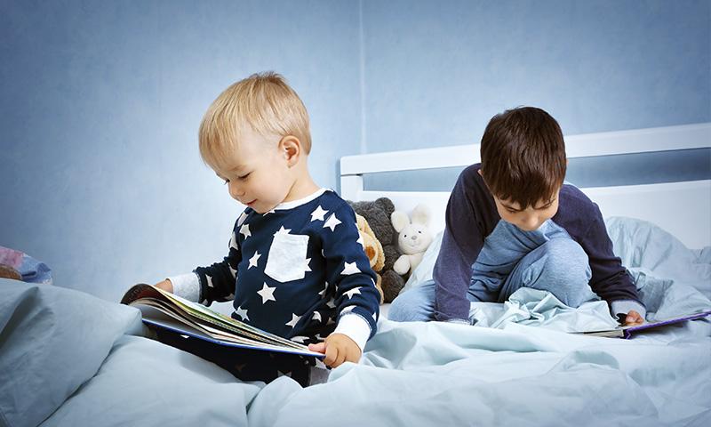 ¡Que tus pequeños sean los protagonistas de los cuentos para dormir!