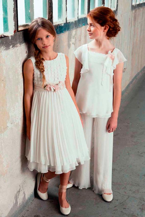 Vestidos comunion cortos