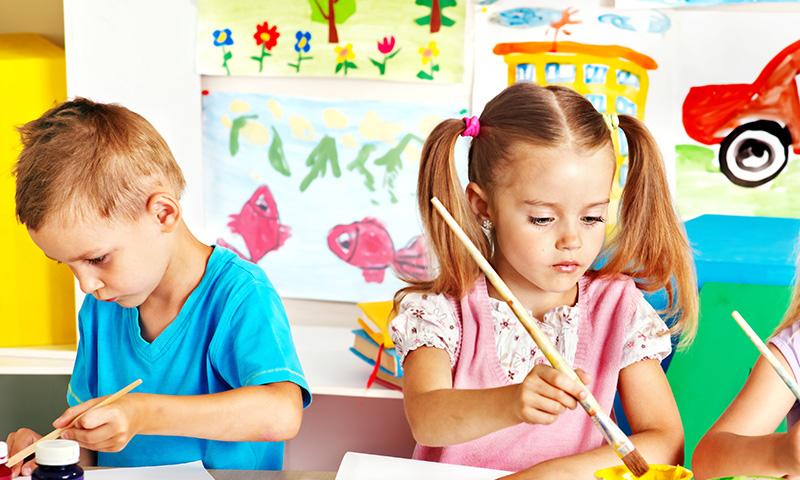 ¡Que tus hijos pinten! No permitas que se aburran este verano