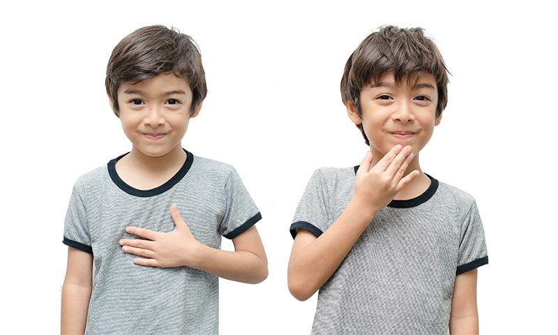 Canciones infantiles en lengua de signos, ¡que la música llegue a todos!