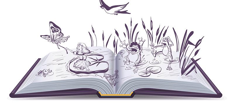 La superación personal en los cuentos para dormir
