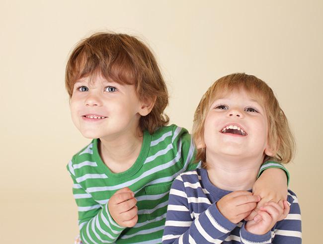 Resultado de imagen de dos niños italianos