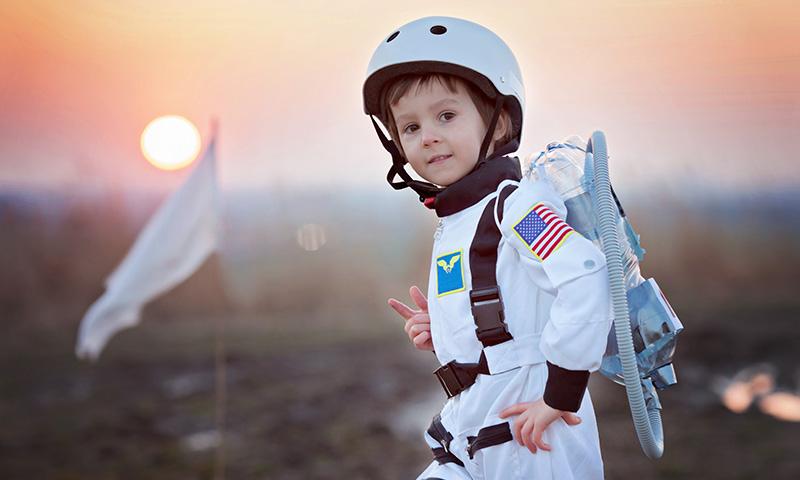 ¡Que tu hijo se convierta en un auténtico astronauta con estos cuentos infantiles!
