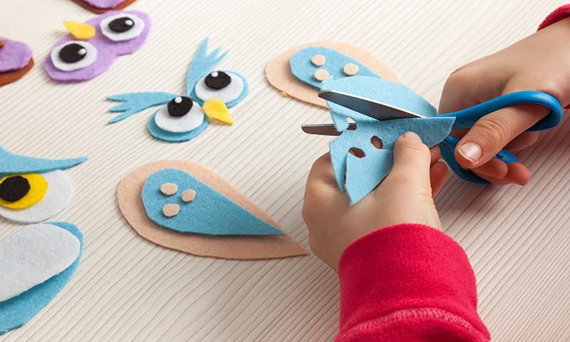Manualidades sencillas y bonitas para que tus hijos no se - Manualidades para hacer faciles ...