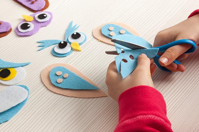 disfruta con tus hijos haciendo manualidades sencillas