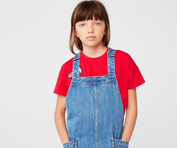 Moda infantil: Básicos + prendas 'trendy', la unión hace la fuerza
