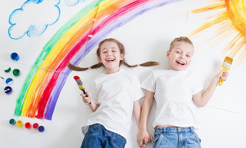 Canciones sobre pintura y pintores para que tu hijos for Cancion infantil hola jardin