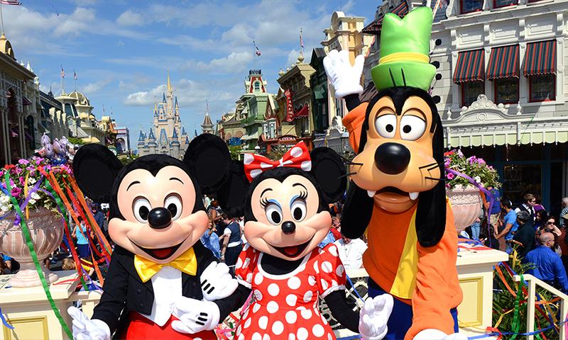 Woody, Simba, Eric... Los nombres de niño de las películas Disney